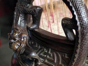 佛牙寺、香炉