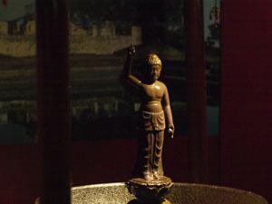 佛牙寺、釈迦